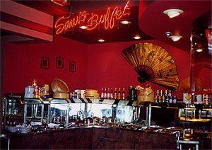 Singaporesams Buffet